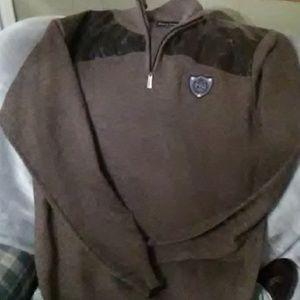 Albert cardinali long sleeved mens sweater